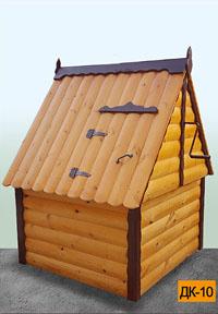 колодезный домик дк-10 в Можайске