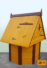 колодезный домик дк-11 в Можайске