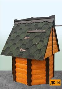 колодезный домик дк-14 в Можайске