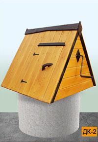колодезный домик дк-2 в Можайске