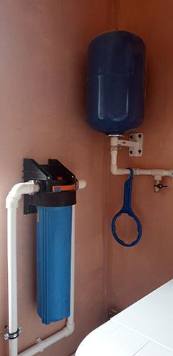 водоснабжение дома в Можайске