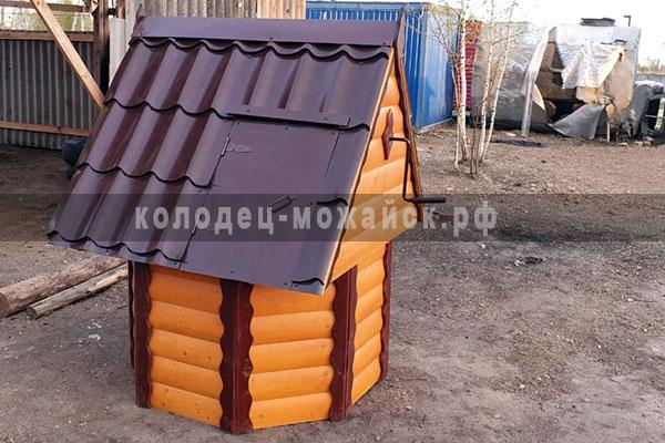 копка колодцев в Шаликово